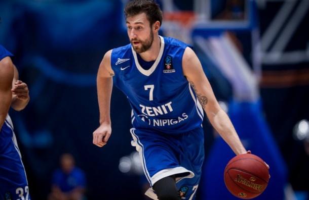 Баскетбольный «Зенит» одержал победу над «Пармой»
