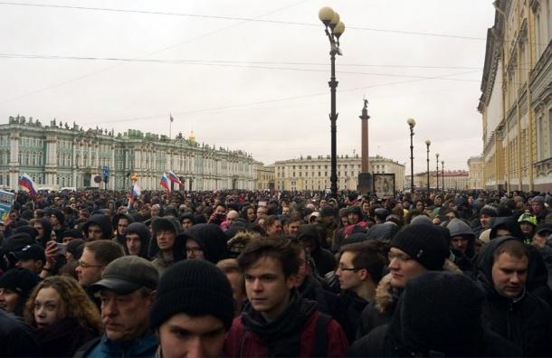 Смольный призвал петербуржцев воздержаться отучастия в«Забастовке избирателей»