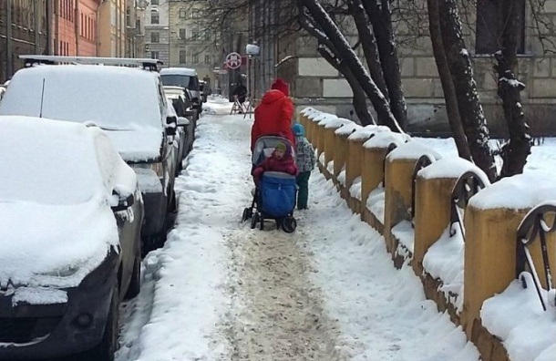 Магистранты ИТМО создали карту качества уборки улиц Петроградского района