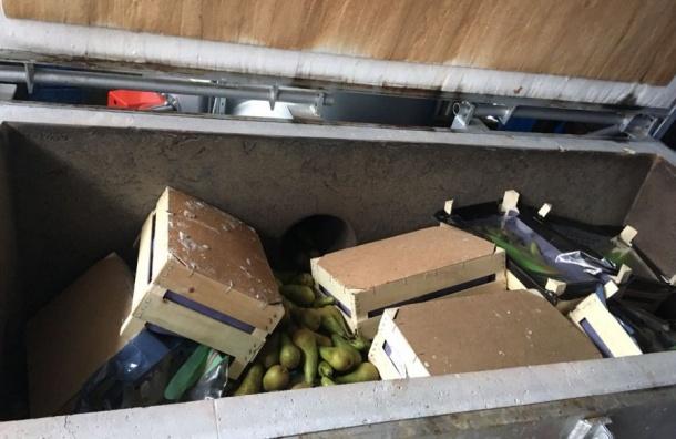 Россельхознадзор изъял вПетербурге 240кг санкционных груш изПольши