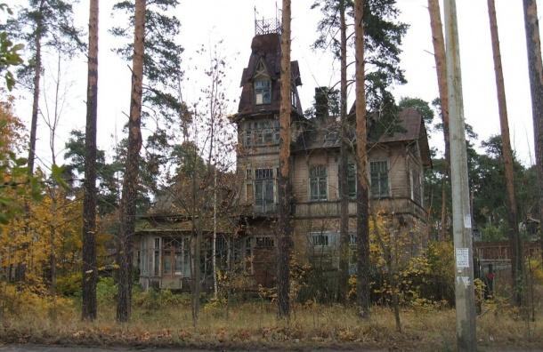 Суд обязал «Норд Отель» отреставрировать дачу Кривдиной