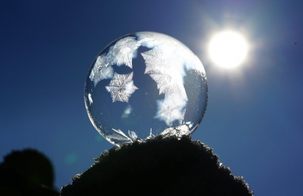 Морозы до-15 градусов задержатся еще нанеделю— Главный синоптик Петербурга