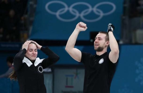 Петербургские керлингисты выиграли бронзу на Олимпиаде