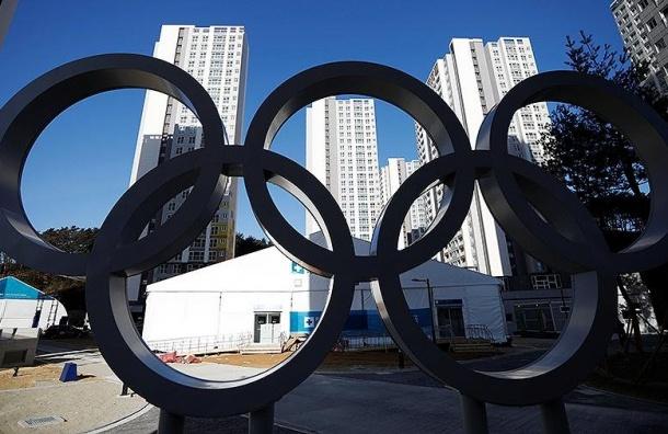 МОК выделил траурную зону вОлимпийской деревне
