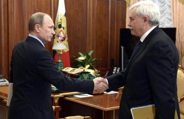 Бегун Шубенков награжден орденом «Зазаслуги перед отечеством» IIстепени