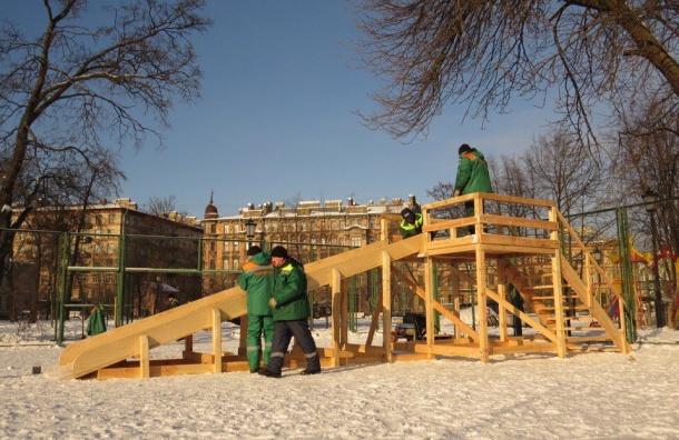 «Войну» загорку вОвсянниковском саду выиграли дети