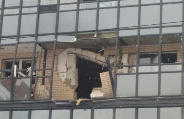 Число пострадавших при взрыве наРепищева увеличилось дотрех