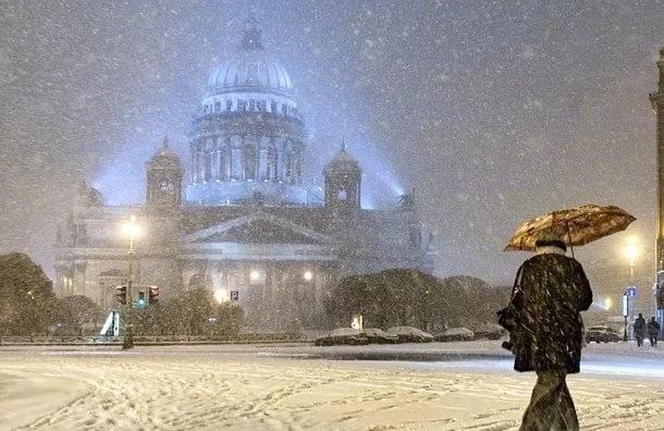Синоптики обещают снегопады досередины марта