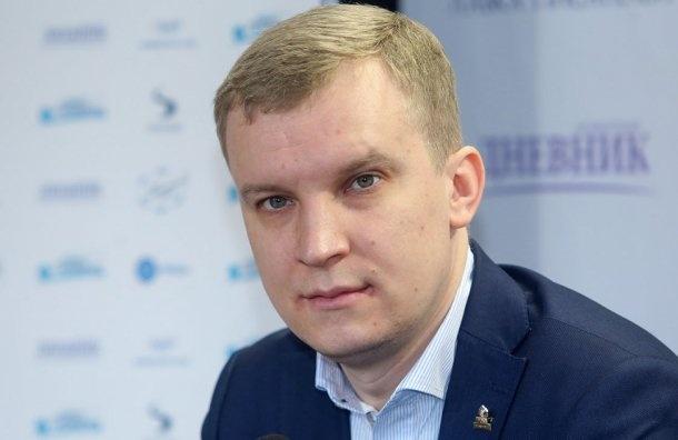Председателя «Российского союза молодежи» Лядова заключили под стражу