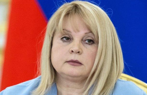 Памфилова ответила Плетневой наслова оботсутствии выборов вРоссии
