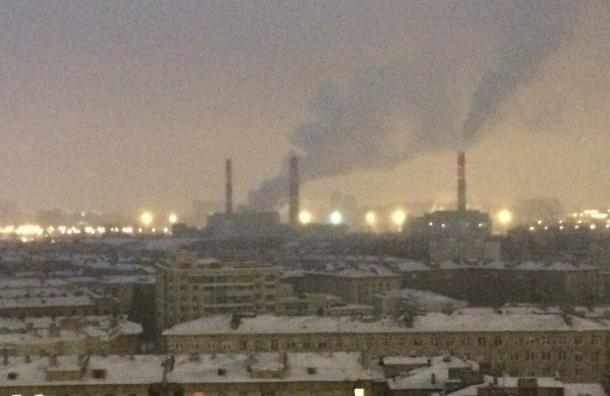 Петербуржцы публикуют фото ивидео блэкаута