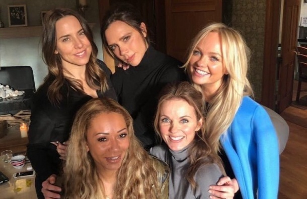 Spice Girls возвращаются