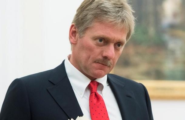 Элла Памфилова сделала замечание Дмитрию Пескову: онагитировал за Владимира Путина