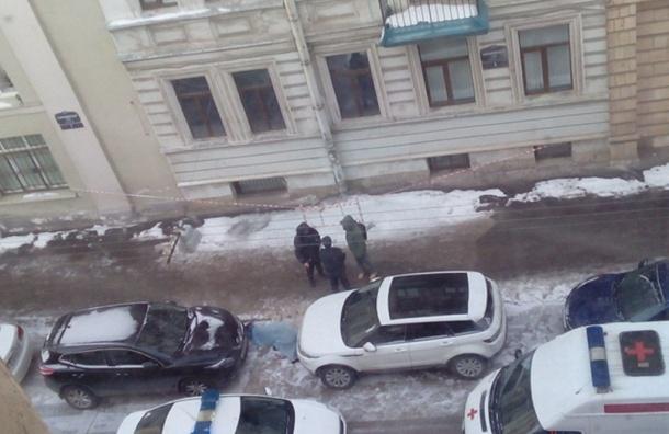Труп мужчины нашли наХарьковской улице