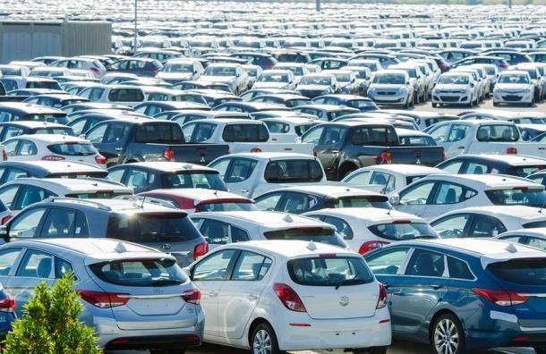 Петербург обновил 6-летний рекорд попродажам автомобилей