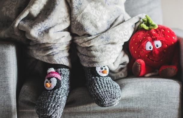 Первый день весны петербуржцы встретят 20-градусными морозами