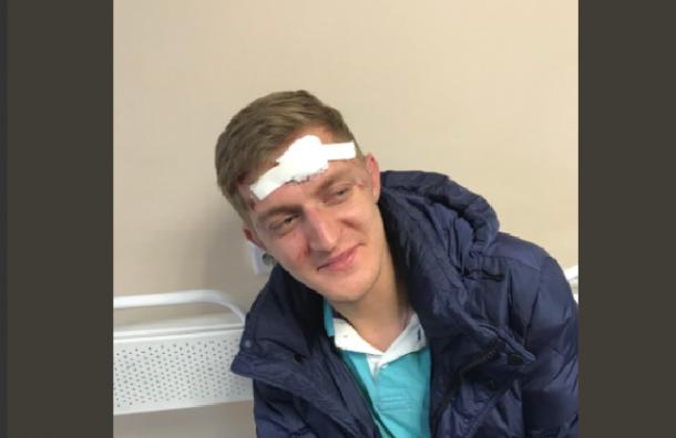 Нападавшие намуниципала Виниченко «передали привет»