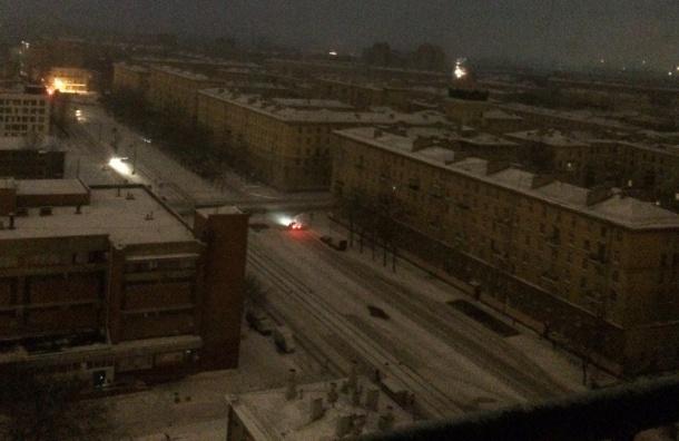 Электроснабжение вПетербурге восстановлено