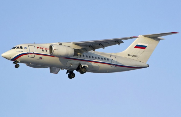 Наборту пропавшего самолета находилось 65 человек
