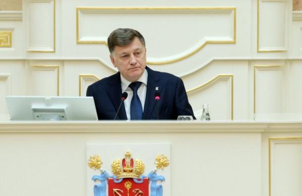 Макаров ведет заседание изотпуска