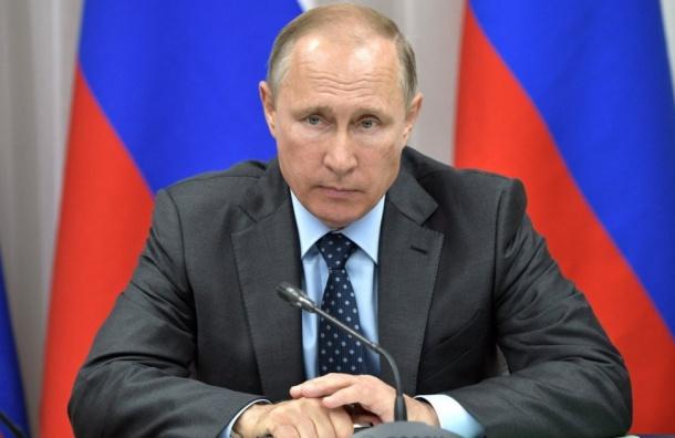 Владимир Путин заработал за6 лет 38 млн рублей