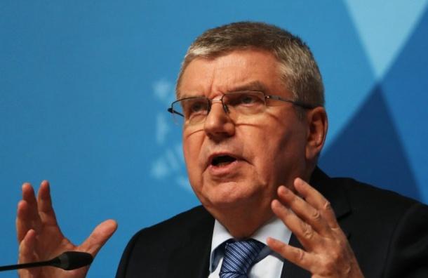 Россия после Олимпиады будет требовать отставки главы МОК