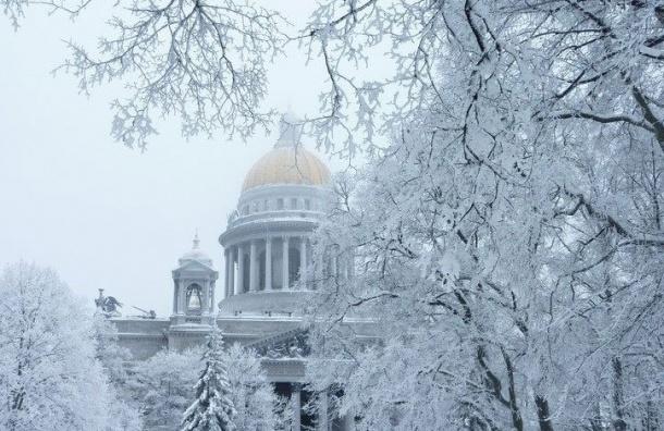 Петербуржцев ожидает еще большее похолодание