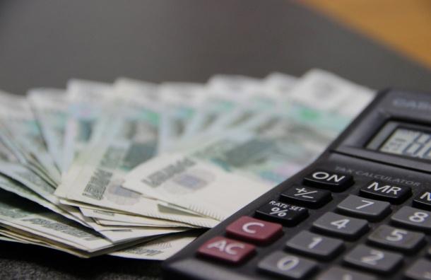 Долги позарплате вПетербурге увеличились вдвое