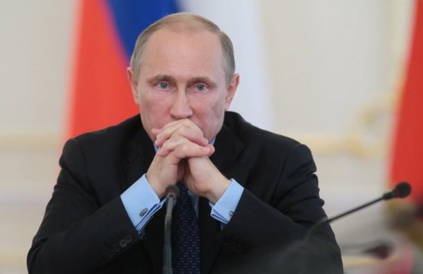 ВСпринял третью жалобу оботстранении Путина отвыборов