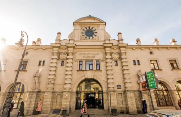Смольный предложил арендовать угорода Кузнечный рынок