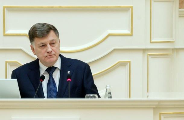 Макаров берет отпуск для работы вштабе Путина