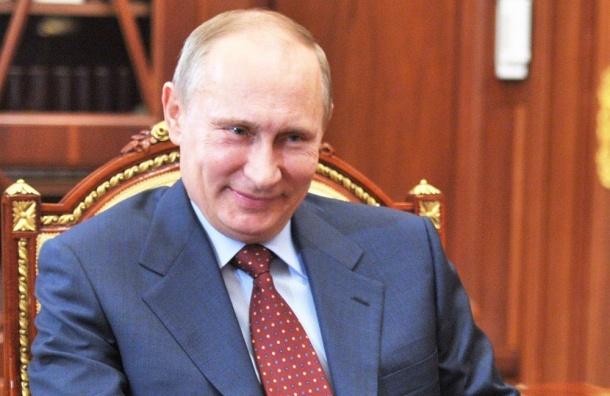 ВЦИОМ: Почти 70% россиян готовы поддержать Путина навыборах