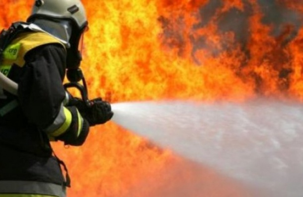 Мужчина погиб впожаре наЗеленогорской