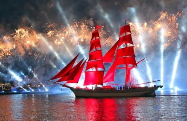 «Алые паруса» в2015г. пройдут 23июня
