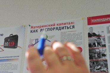 Программу маткапитала для многодетных продлили вПетербурге до2021 года