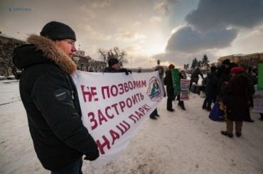«Зеленой коалиции» отказали впроведении митинга