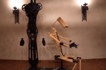 Новый арт-объект появился вПетербурге
