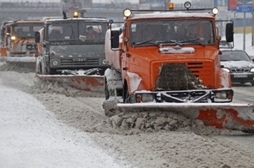 Администрация Петербурга проверила уборку снега