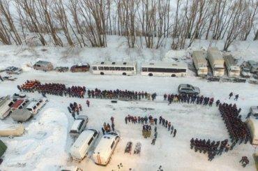 Около 1,5 тысячи фрагментов тел нашли наместе крушения Ан-148