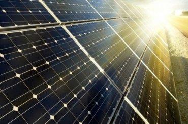 Правительство Петербурга передумало устанавливать табло насолнечных батареях