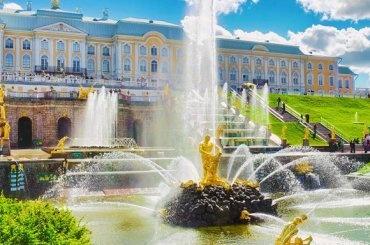 Мединский назвал Петергоф самым популярным музеем вРоссии за2017 год
