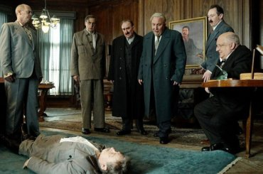 Сталин, Берия, Хрущев ивсе-все-все