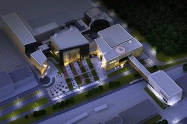Эрмитажу построят новый корпус фондохранилища