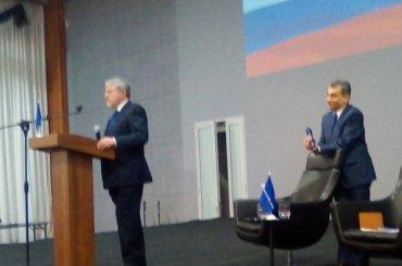 Явлинский непойдет впрезиденты США