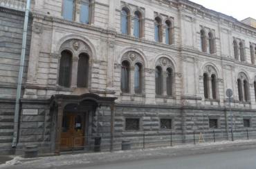Бывшее зданиеЕУ отреставрируют к2022 году