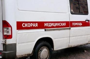 Мужчина погиб вДТП поПетербургом
