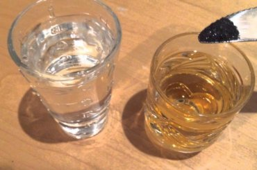Вместо водки «Талка» петербурженка продавала метиловый спирт