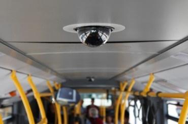 «Умный» видеоконтроль появится вавтобусах Петербурга