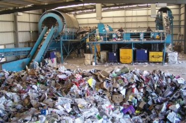 Петербург выбрал «мусорного» оператора
