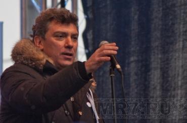 Смольный согласовал акцию памяти Немцова